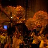 tai hang fire dragon dance hong kong