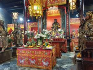 Pak Tai Temple in Wan Chai