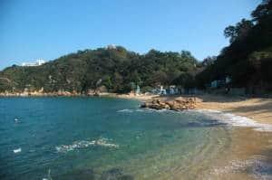 hong kong beach