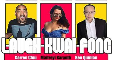 Comedy night hong kong