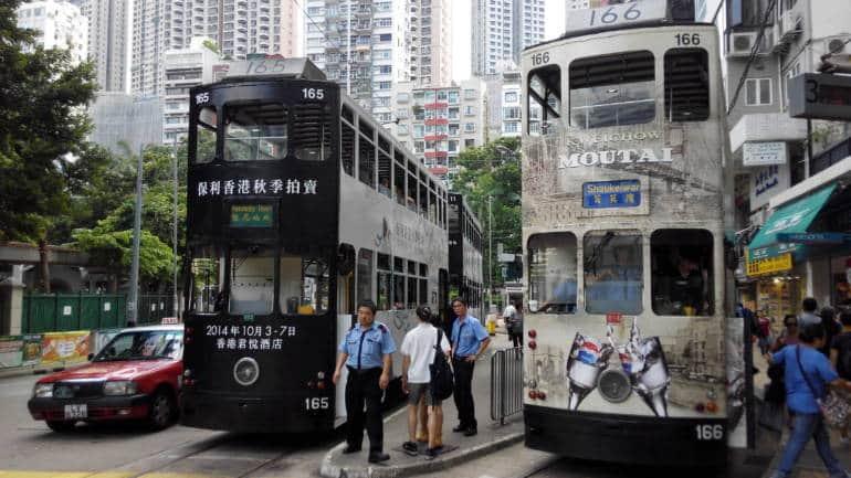 happy valley hong kong tram