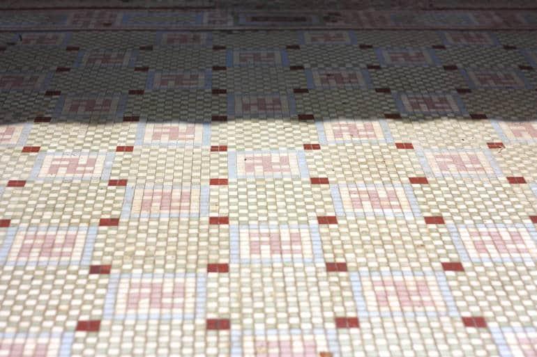 King Yin Lei floor tiles