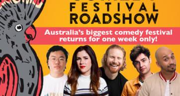 Hong Kong comedy festival