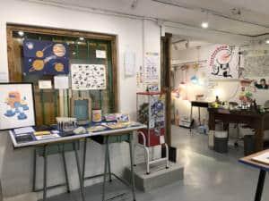 hong kong art shop
