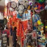 toy street shopping