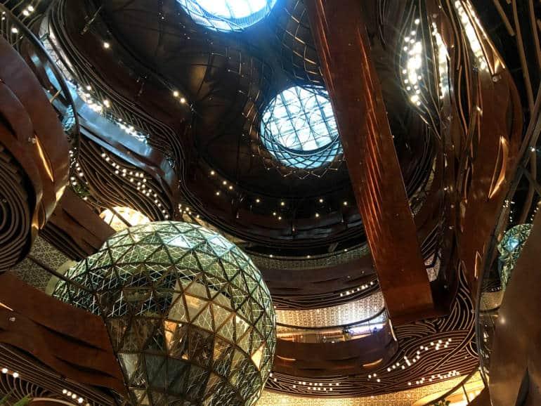 K11 MUSEA atrium