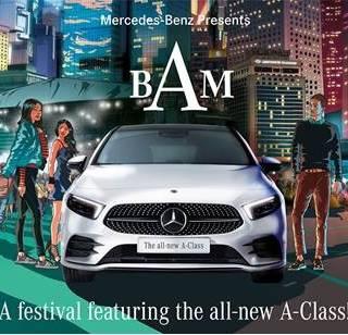 Mercedes-Benz BAM Festival