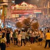 Tai Hang Fire Dragon Dance Mid-Autumn Festival