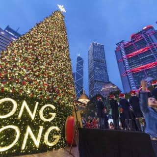 8 Reasons to Spend Christmas Holidays in Hong Kong