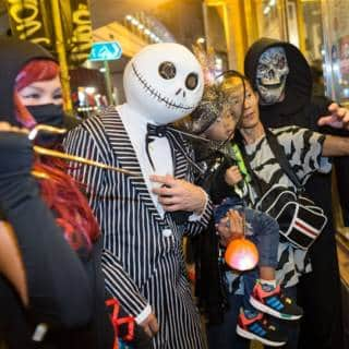 The Hottest Halloween Events in Hong Kong