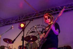 Band at Lamma Fun Day