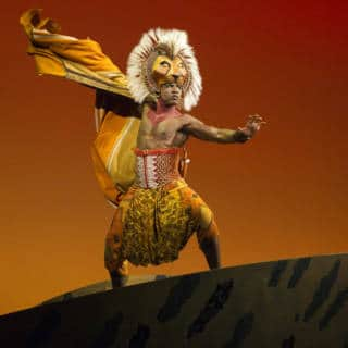 Lion King International Tour