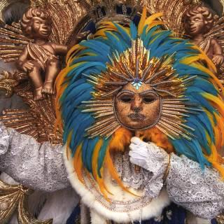 Arts in the Park Mardi Gras
