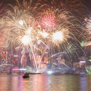 Chinese New Year Fireworks 2021