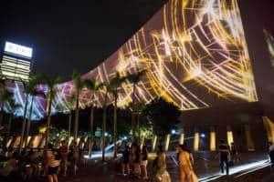 pulse light festival
