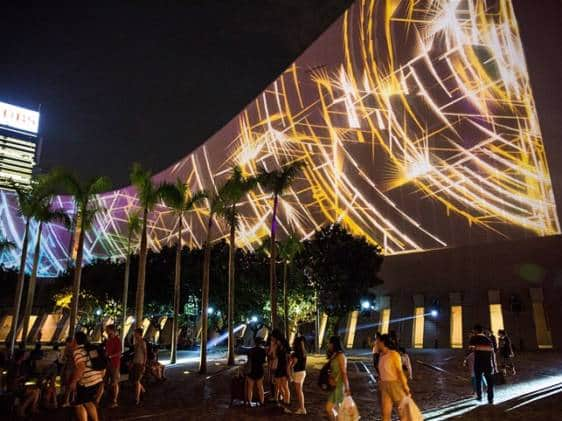 pulse light festival