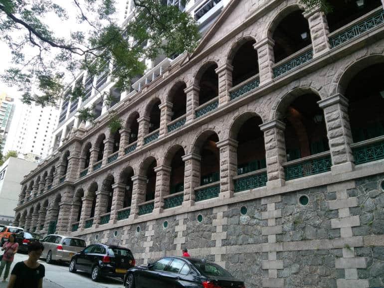 Sai Ying Pun Old Mental Hospital