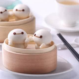 The Cutest Dim Sum in Hong Kong