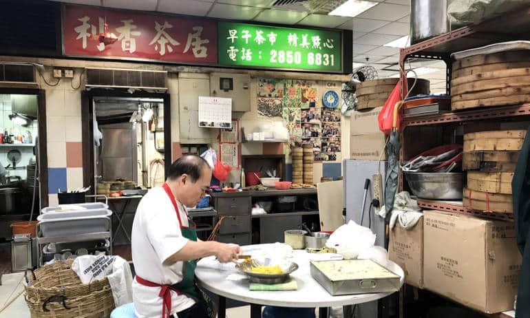 Lei Heung Teahouse