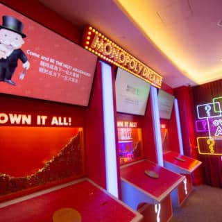 A Life-sized Monopoly Game Opens at the Peak