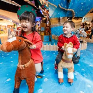 K11 Musea Christmas Kids Festival