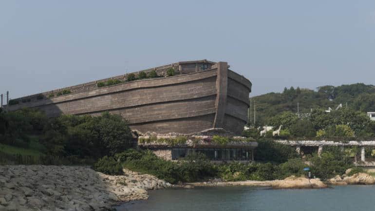 Noah's Ark Hotel in Hong Kong