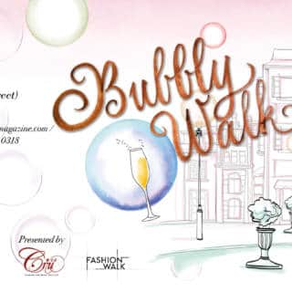 Bubbly Walk 2020