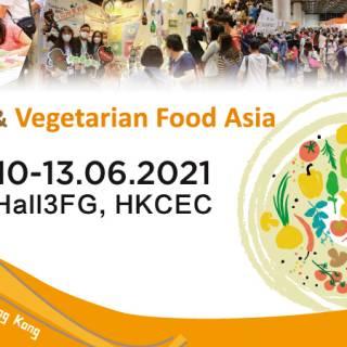LOHAS Expo & Vegetarian Food Asia 2022