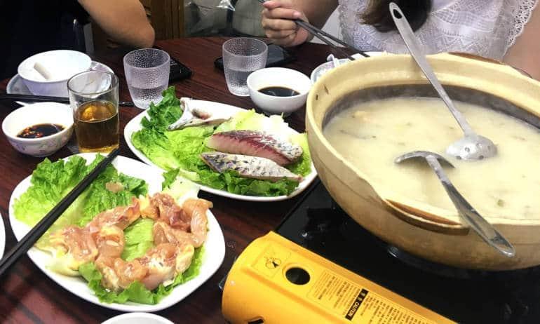 Sun Gau Kee Congee Hot Pot
