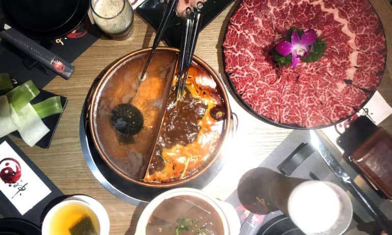 Spicy Spirit Taiwanese hot pot
