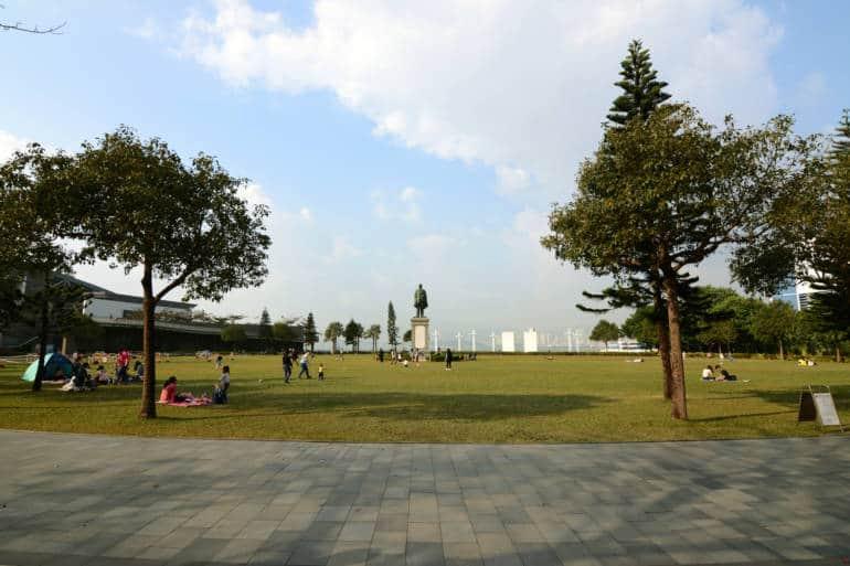 Sun Yat Sen Memorial Park,