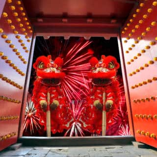 Cathay Pacific International Chinese New Year Carnival