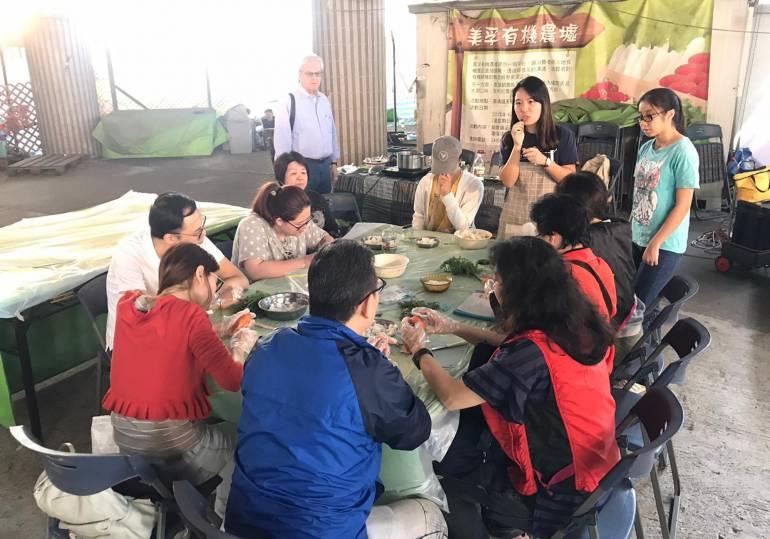 Hong Kong Mei Foo Farm Fest