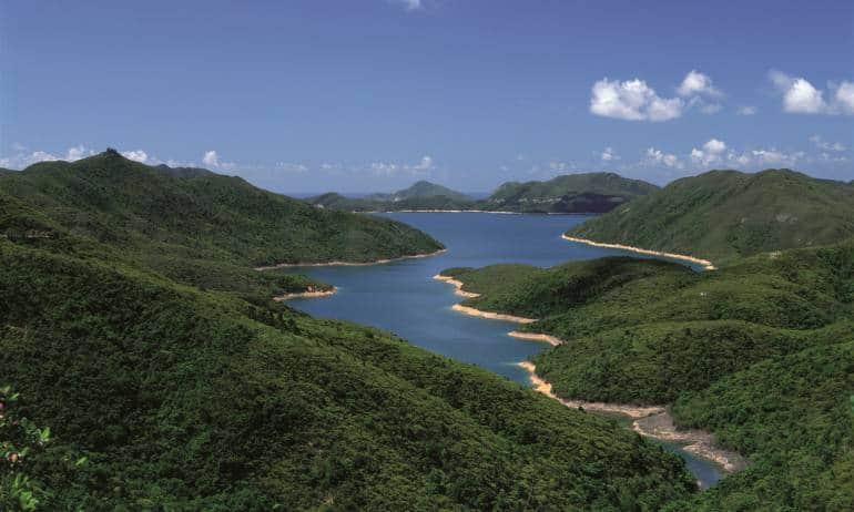 Hong Kong nature Sai Kung