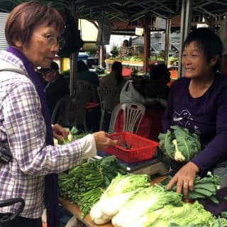 Tai Po Farmer's Market