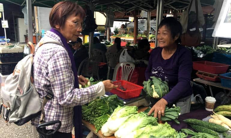 Hong Kong Taipo Farmers Market
