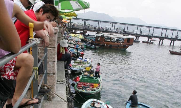 Hong Kong Farmers Market Sai Kung Pier
