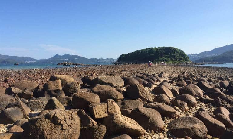 Easy Hong Kong Hikes Sharp Island