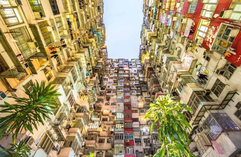 architecture hong kong