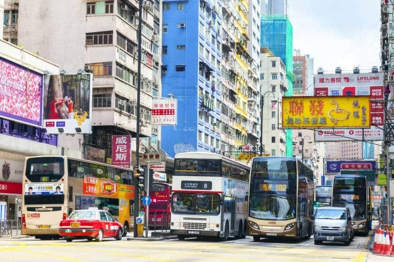 HK public transit