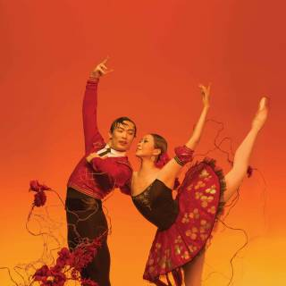 Hong Kong Ballet's Don Quixote
