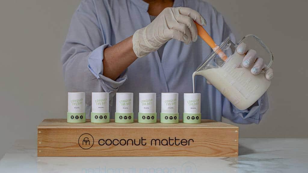 Hong Kong clean beauty brand Coconut Matter