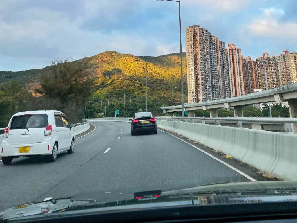 Car Rental in Hong Kong
